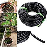 20M 4 / 7MM Micro Irrigation Pipe Water Hose Drip Watering Sprinkling Home Garden Greenhouse