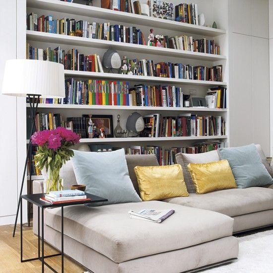 Living room | Elegant modern home | House tour | Modern decorating ideas | PHOTO GALLERY | Livingetc | Housetohome