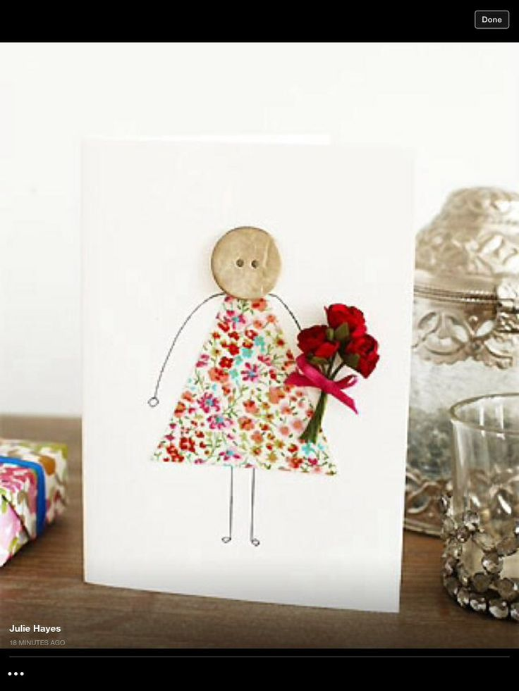 A nice Mother's Day card