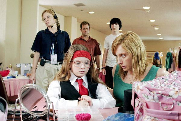 Abigail Breslin Little Miss Sunshine (2006) Role: Olive Hooper