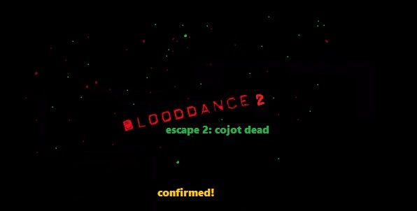 blooddance II new dead