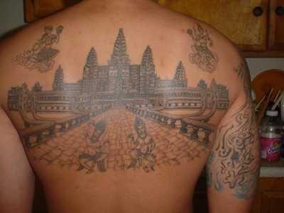 angkor wat khmer tattoos pinterest. Black Bedroom Furniture Sets. Home Design Ideas