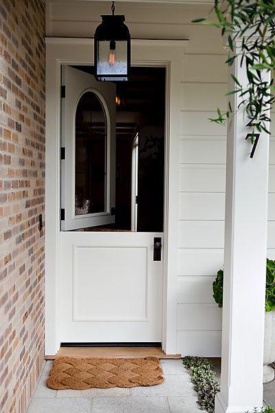 Portas holandesas - dutch door