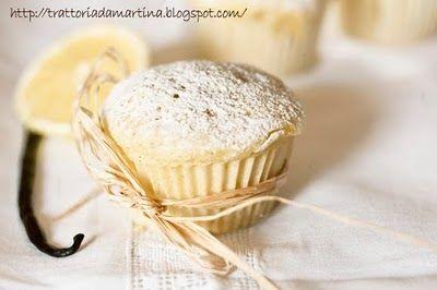 Muffin vaniglia e limone....al microonde - Trattoria da Martina - cucina tradizionale, regionale ed etnica