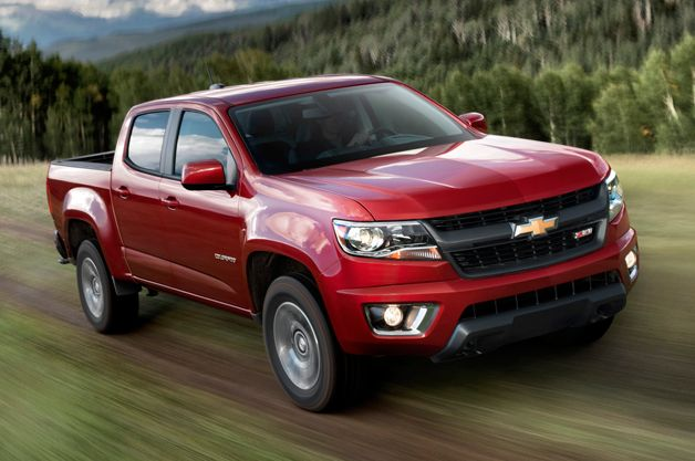 2015 Chevrolet Colorado brings modern amenities, diesel power to midsize pickup set [w/videos]