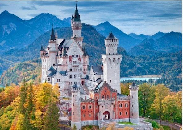 Neuschwansteinstrasse 20 87645 Schwangau Germany Neuschwanstein Castle Germany Castles Beautiful Castles