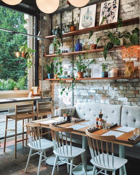 20+ Inspirationen von Coffee Place Design, das zu …