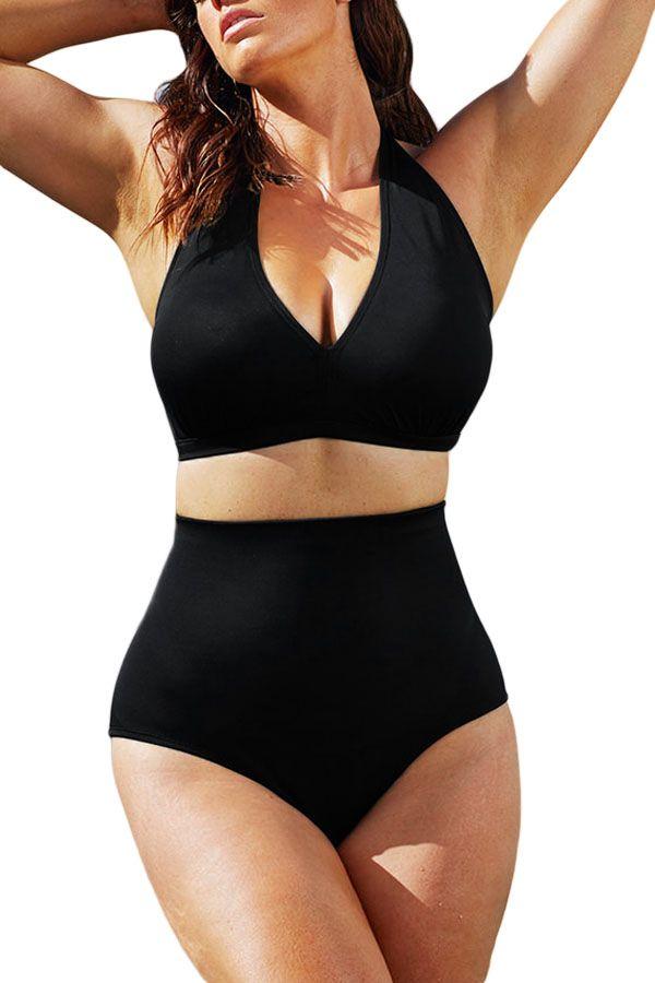 Plus size swimwear!!! flattering and sexy!!! yay!! 2016 Swimwear www.mare.blue