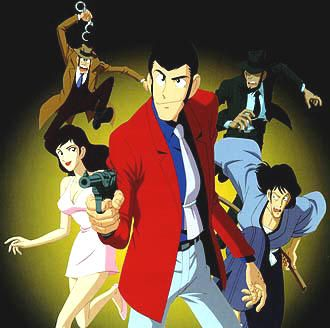 AltMindz @Tonya Schultz Doll Company thinking about amazing Manga/Anime properties that would work and Lupin the 3rd is perfect