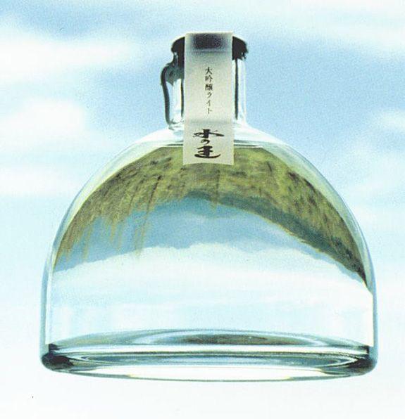 大吟醸ライト水の王-mizu no eau-| あさ開(びらき)|10度のライト日本酒|400ml ¥1,315