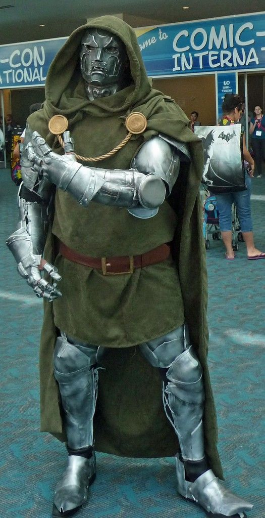 Epic Dr. Doom CostumeAwesome Cosplay, Comics Book, Doom Cosplay, Marvel Comics, Kids Cosplay, Doctors Doom, Cosplay Costumes, Cosplay Collection, Doom Marvel