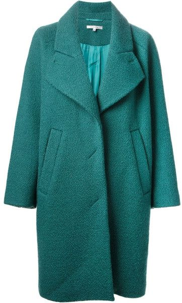 Love this: CARVEN Oversized Coat @Lyst