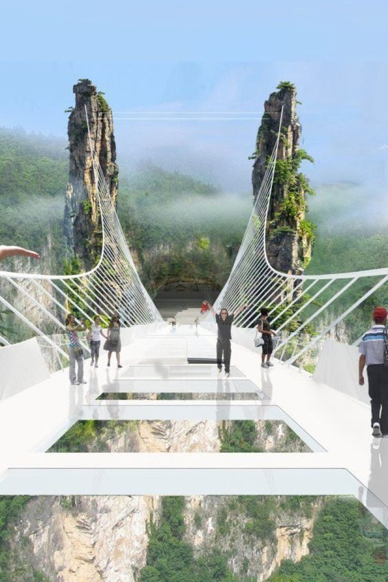 20 Unique & Creatively Designed Bridges of the World – Viral On Web