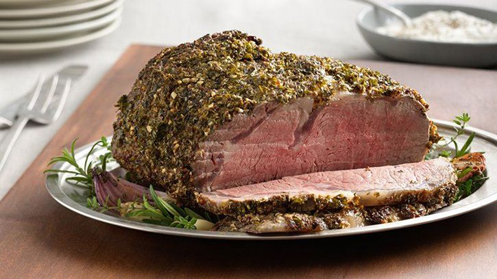 Whether you're attempting your first Easter ham or making roast beef for an easy Sunday supper, this chart will help ensure it's done just right, every time.