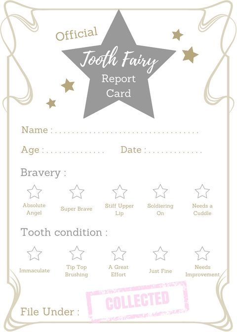 photo regarding Printable Tooth Fairy Certificate named Free of charge printable Enamel Fairy certification Cuddly Undertake