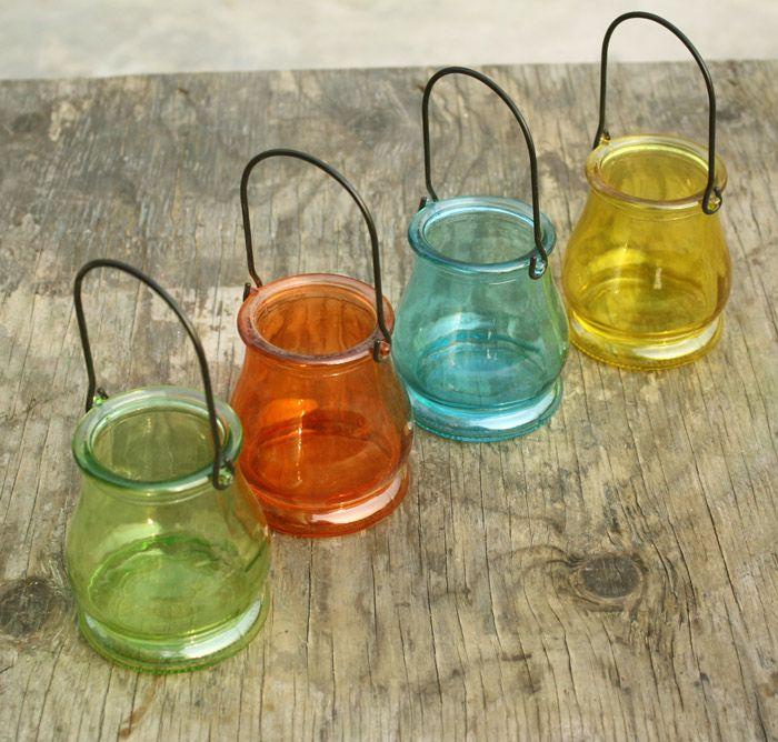 Творческий цвета стеклянная ваза гидропоника бинауральных корзина стены корзина ваза для цветов стекло цветок завод - глобальная станция Taobao
