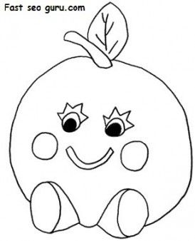 Print out happy face Clementine colouring in pages