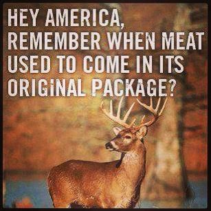 Hey America, remember when meat used to come in its original package?