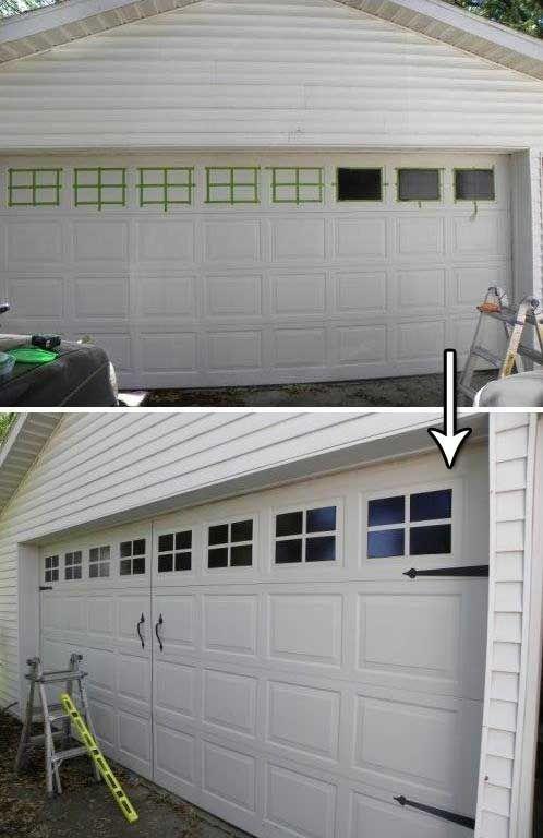 25 best ideas about garage door cost on pinterest garage door installation cost garage door - Installing carriage style garage doors improve exterior ...