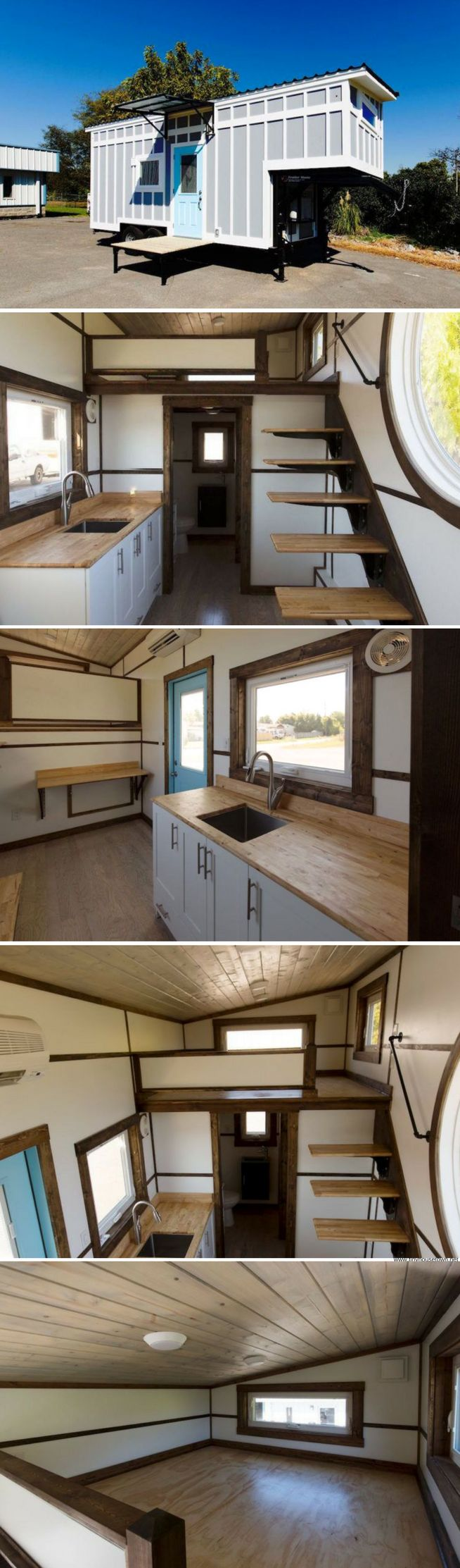 The View - Tiny House Chattanooga