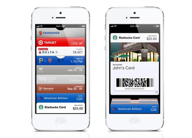 AmEx, Starbucks announce plans for Passbook integration: both live by end of the month: Iphone 5S, La Passbook, Mobiles Wallets, Gifts Cards, Ipod Touch, Apples Passbook, Mobiles Payment, Passbook App, Mobiles Marketing