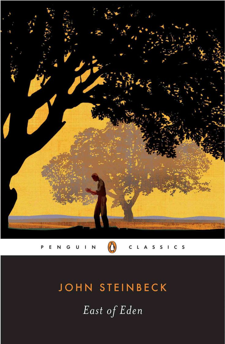 A masterpiece of Biblical scope, and the magnum opus of one of Americas most enduring authors In his journal, Nobel Prize winner John Steinbeck called East of Eden the first book, and indeed it has th
