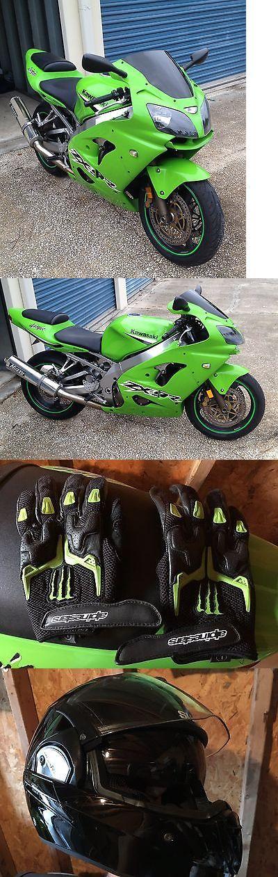 Motorcycles: 2003 Kawasaki Ninja 2003 Kawasaki Ninja Zx-9R -> BUY IT NOW ONLY: $7500 on eBay!