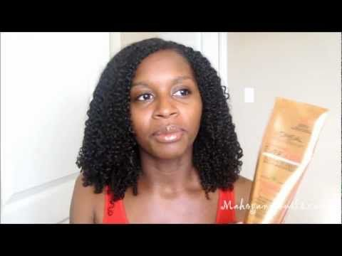 L'Oreal EverStyle Curl Defining Gel and L'Oreal Evercreme Nourishing Con…