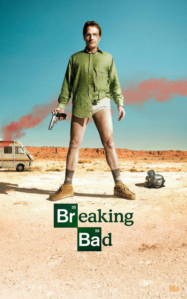 "TavernaPOP!: Review: Primeira temporada de ""Breaking Bad"""