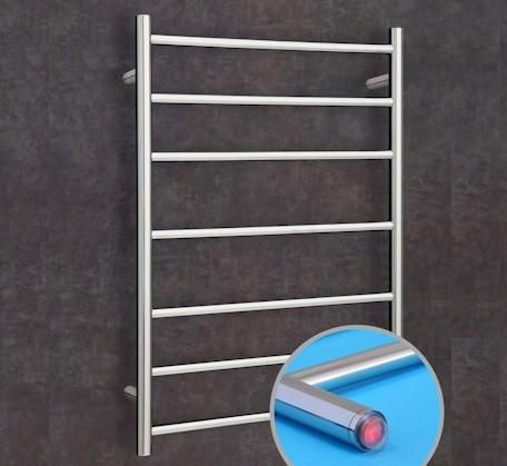 Thermorail SR Range Thermorail 600x800mm - 7 Round Bar | Bathroomware House