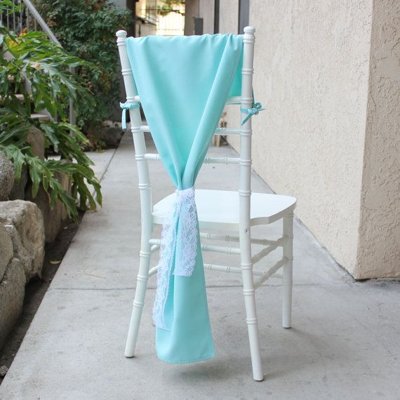 Chiavari Chair Hoods Aqua Spa Chair Drapes Chair Backs
