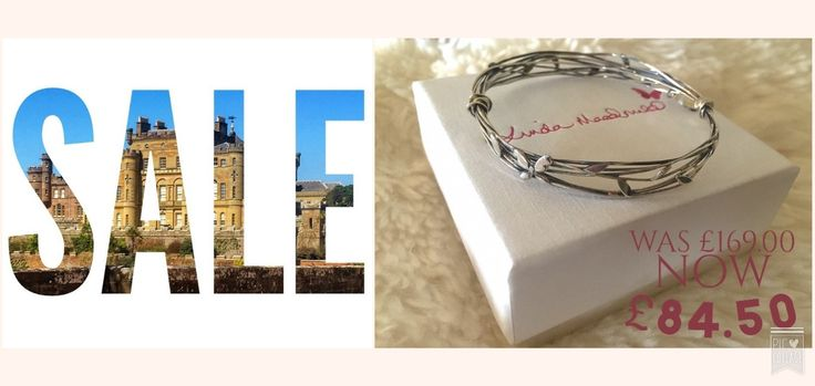 """""""To add that extra special finishing touch, visit us at Culzean Castle Gift Shop to view our in-store jewellery range and exclusive offers. On promotion this week are the fabulous pieces by Linda MacDonald and Badger & Baird. While stocks last!"""""""