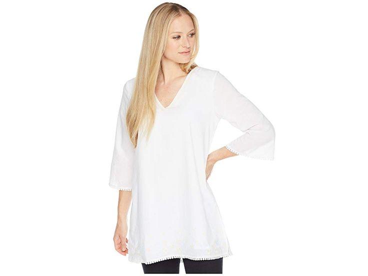 Mountain Khakis Sunnyside II Tunic Shirt (Linen) Women's Blouse. Mountain Khakis…