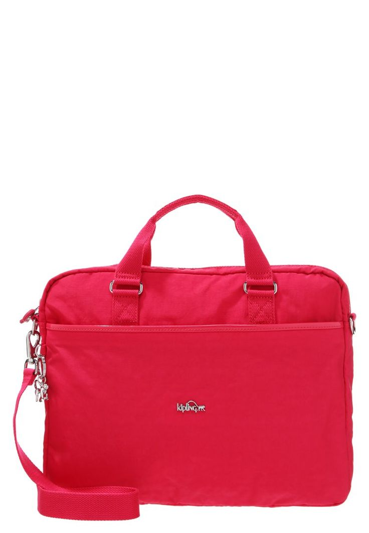 Kipling KAITLYN  Torba na laptopa flamboyant pink