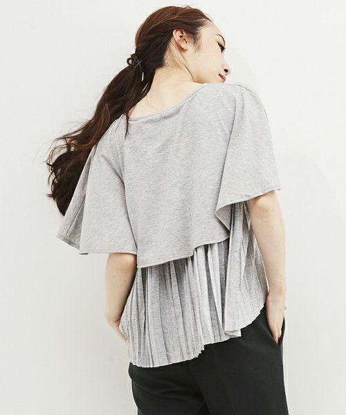 【ZOZOTOWN】STUDIOUS(ステュディオス)のTシャツ/カットソー「【SUGAR ROSE】バックプリーツトップス」(216129112)をセール価格で購入できます。