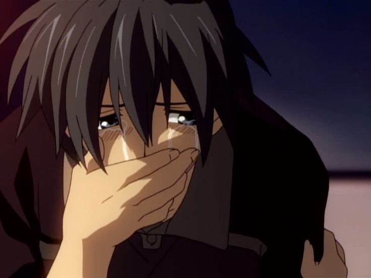 clannad tomoya crying - photo #43