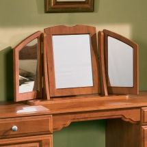 Triple Tilt and Swivel Mirror - By BA Components
