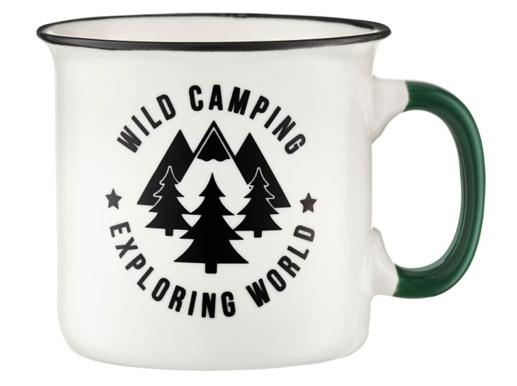 Kubek Adventure Wild Camping 510 ml AMBITION