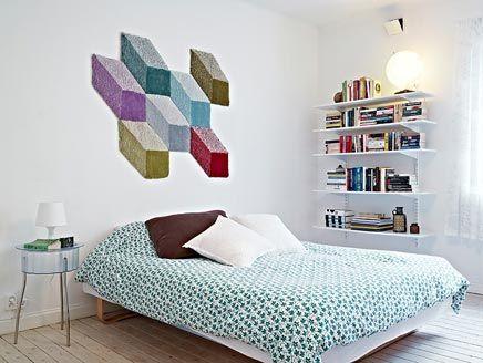 Slaapkamer | Charmant ouderwetse woninginrichting