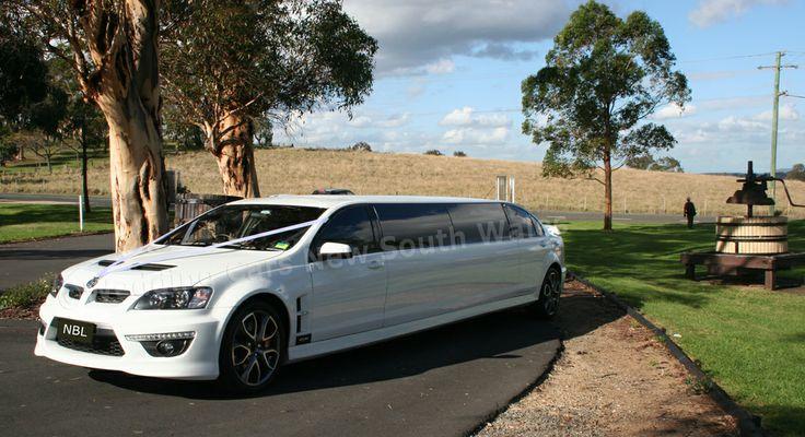 Australia's one & only genuine HSV E2 R8 Clubsport stretch limousine....