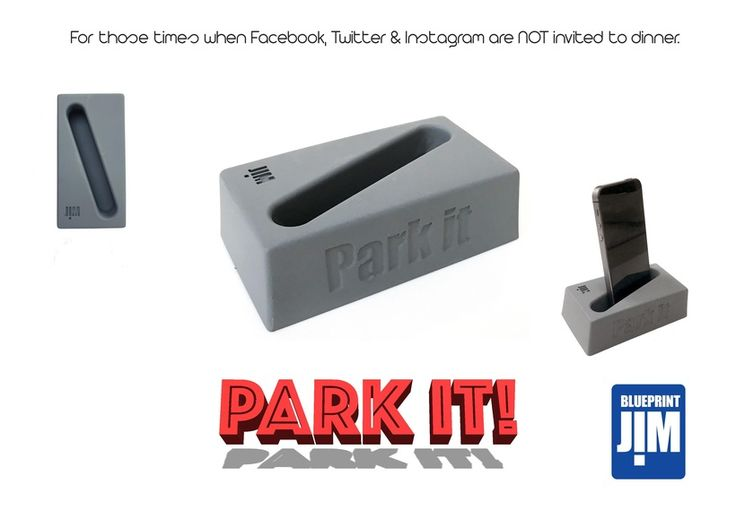 Park+it!+Phone+Holder,+for+social+media+free+times