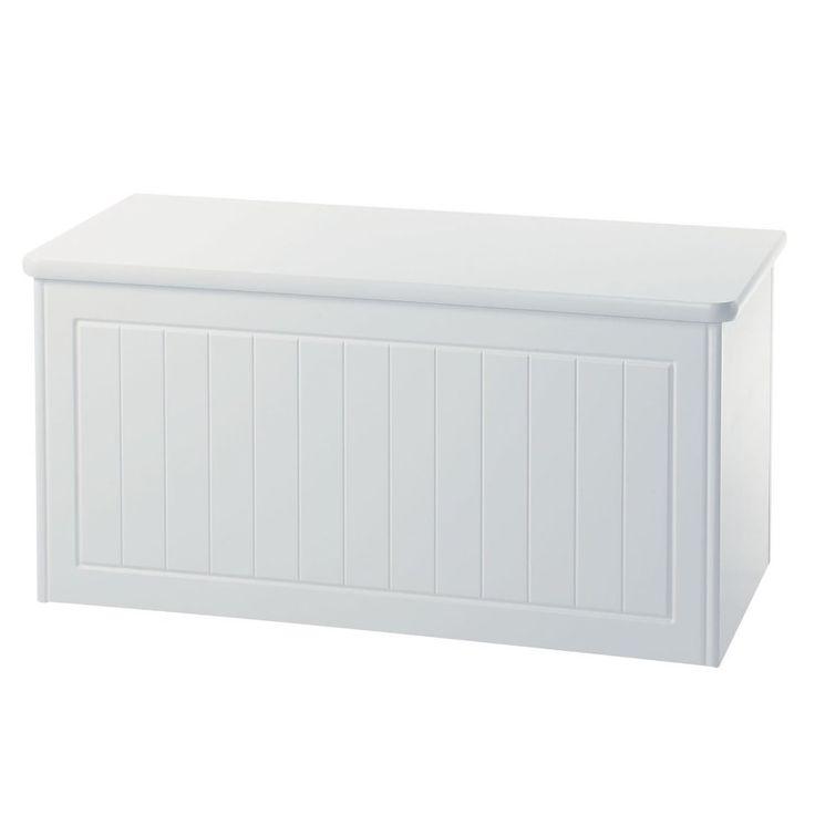 White Storage Trunk Ikea Jpg 900
