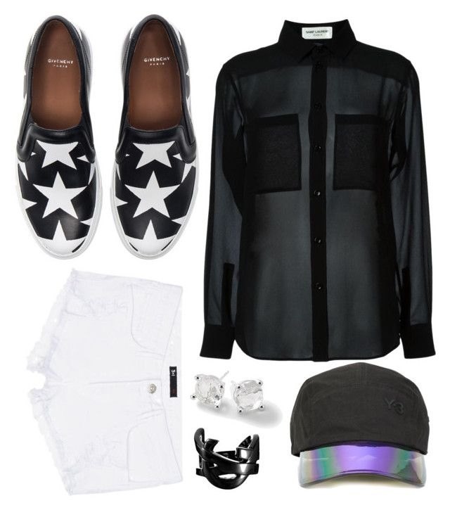 """""""Starry Streets."""" by glowprince on Polyvore featuring Givenchy, Yves Saint Laurent, Y-3, 3x1 and Ippolita"""