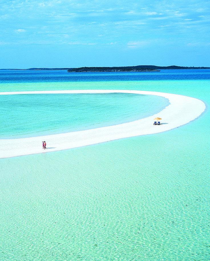 La exclusiva isla de Musha Cay, en las Bahamas. http://escapadafindesemana.org/