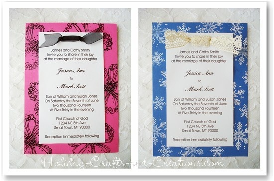 Overnight Wedding Invitations: 27 Best Images About Anniversary Invitations On Pinterest