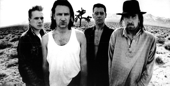 U2 by bands-i-ve-seen