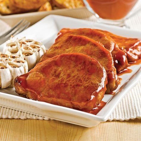 L'érable rééquilibre le côté acidulé de la pâte de tomates dans cette recette économique et vite faite!