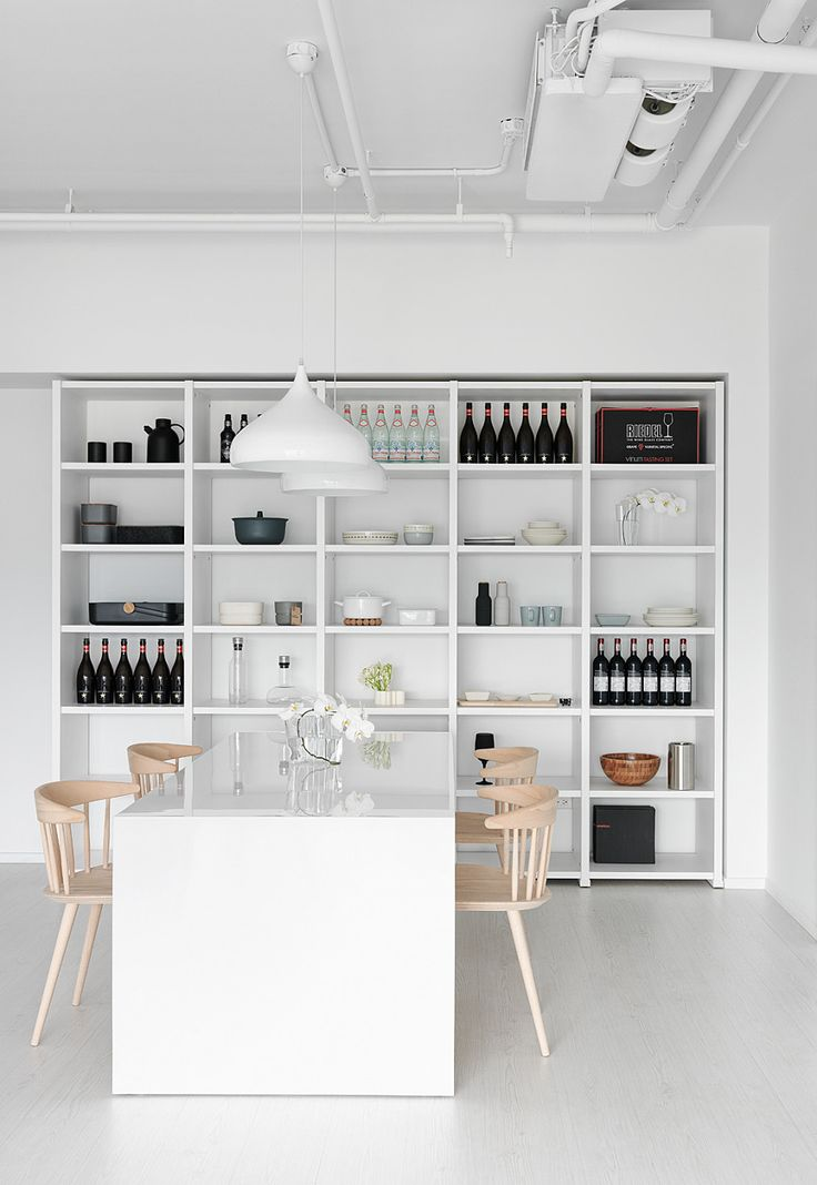 Čistý a krásný minimalismus v bytě v čínském městě Taipei | Living | bydlení | WORN magazine