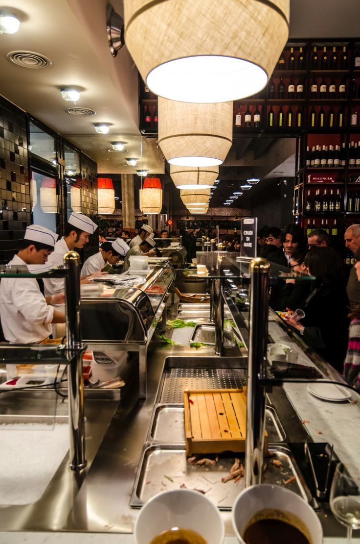 17 best ideas about oriental restaurant on pinterest - Food design roma ...