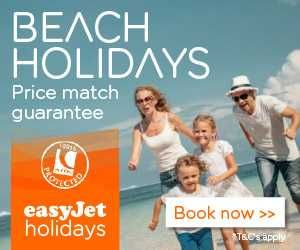 EasyJet holidays provides a wide range of great value for money city breaks, ski and beach holidays to all easyJet's network of destinations combining easyJet flights with 3,4 and 5 hotels and other extra services such as rent a car, transfer or excursions.    You can choose from self-catering to all inclusive, from boutique to best value, from big name brands, to one-of-a-kind hotels and apartment. With easyJet holidays the choice is yours. Find the best holiday deals in the top beach, city…